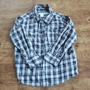 Old navy boys long sleeve button down